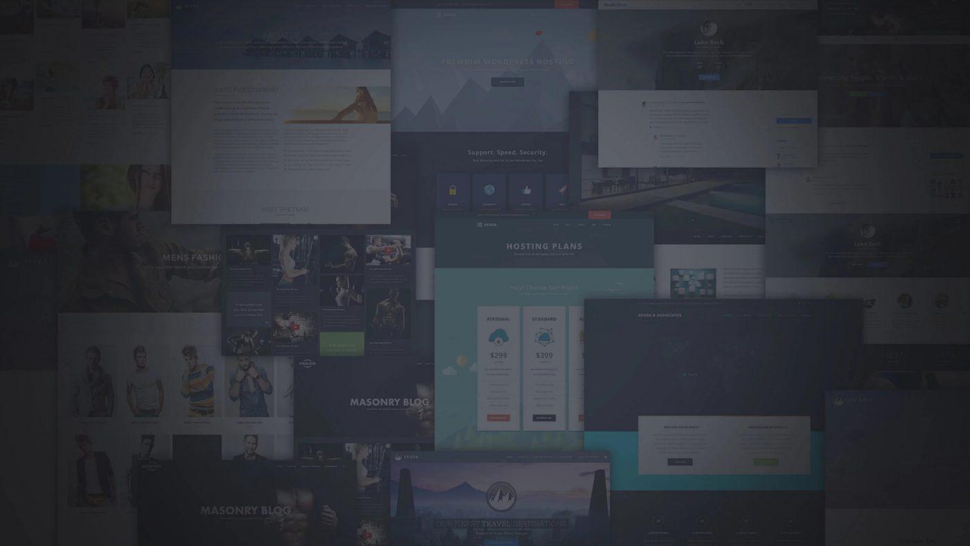 Avada WordPress Thema, avada theme wordpress
