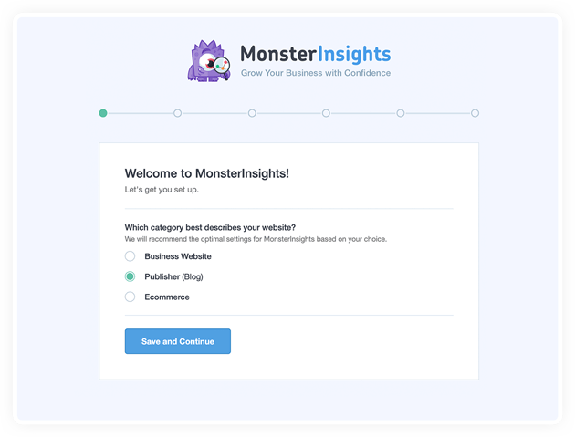 Monsterinsights installeren op wordpress